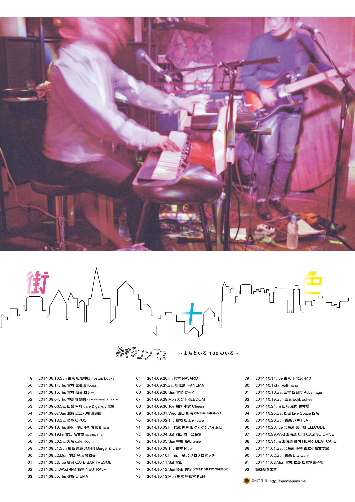 コンコス KONCOS Hitoshi Arai Acoustic Band Set