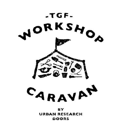 TGF WORKSHOP CARAVAN naru 蕎麦