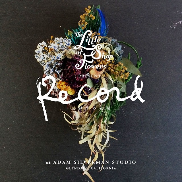 The Little Shop of Flowers  Record at ADAM SILVERMAN STUDIO