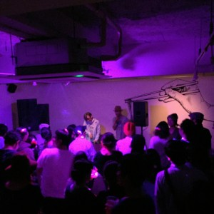 "SOUND BARROW ""SHINCO & KZA &ロボ宙"""