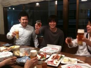 photo:Good bye! Good luck!