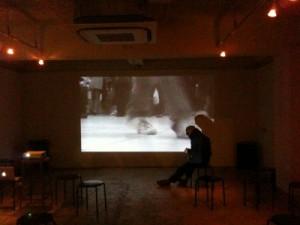 photo:image exhibition 「Un sens」 2010