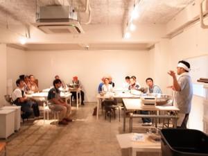 photo:【SOBA School】ナルの自家製粉の蕎麦粉であなたもそば打ちデビュー