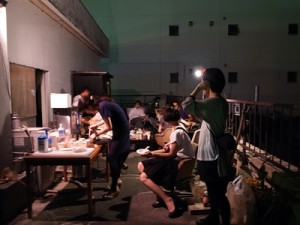 photo:Roof BBQ by Takeyama Team