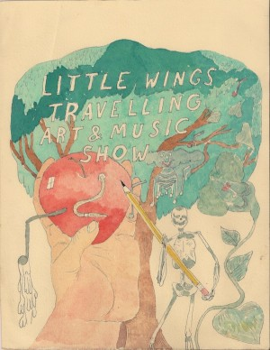 photo:Little Wings Traveling Art & Music Show SMILE ENERGY @ 静波ダチョウカフェ 10.26(SUN) 11:00~21:00