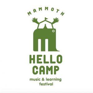 photo:mammoth HELLO CAMP(マンモス・ハローキャンプ)へ出店いたします