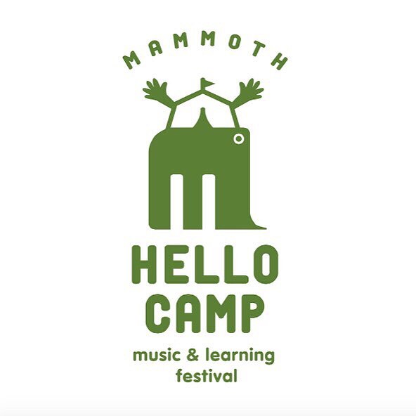 mammoth HELLO CAMP