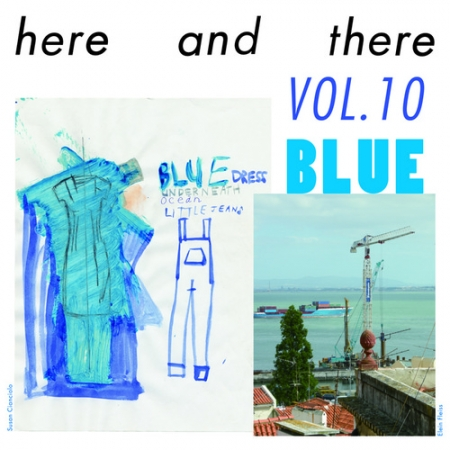 "here and there』 vol.10発売記念展 ""Circles in Blue"""